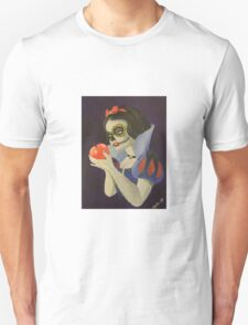 Snow white Sugar skull T-Shirt