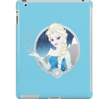 Do you wanna build a snowman? iPad Case/Skin