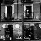 Mercado San Miguel reflections .. by Berns