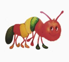 Caterpillar with shoes Kids Clothes
