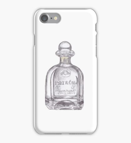 Patron Tequila Bottle Samsung Phone Case iPhone Case/Skin