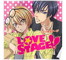 Love Stage Poster