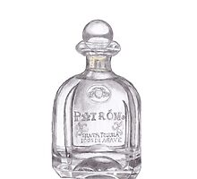 Patron Tequila Bottle Samsung Phone Case by Linda Allan