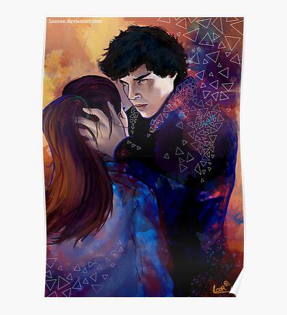 Sherlock and Molly Poster