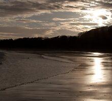 Seacliff Beach Sunrise 1 by beardyrob