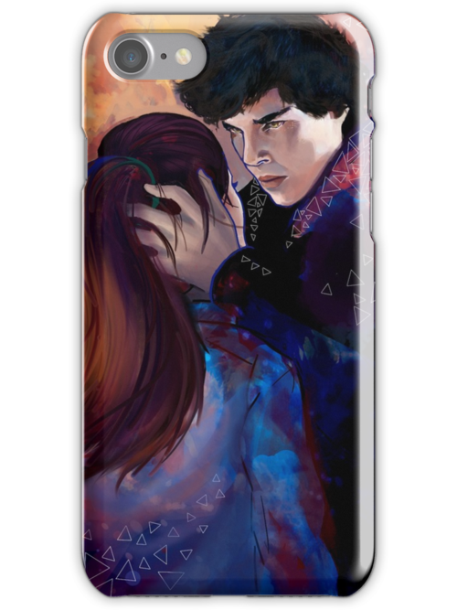 Sherlock and Molly by Loorae