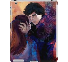 Sherlock and Molly iPad Case/Skin