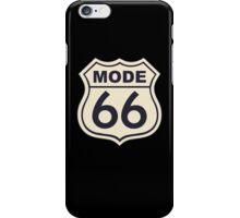 Mode 66 iPhone Case/Skin