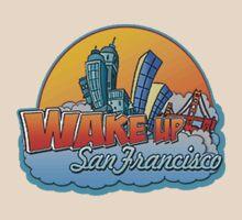 Wake Up San Francisco by StephanieHertl