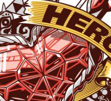 Hero Forever Sticker