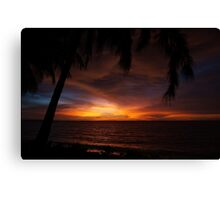 Darwin Sunset - NT Australia Canvas Print