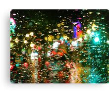 Rain World Canvas Print