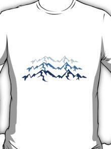 High beautiful mountains T-Shirt