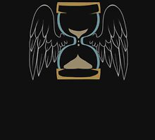 Hourglass With Wings Unisex T-Shirt