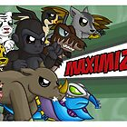 Team Maximal by redpawdesigns