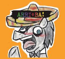 ARRIBA! by JitterbugJive
