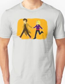 Rose and the Doctor T-Shirt