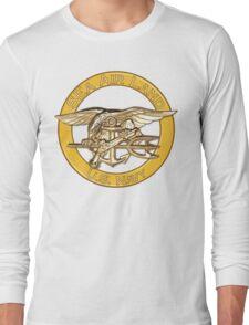 Navy SEa Air Land (SEALs) Long Sleeve T-Shirt