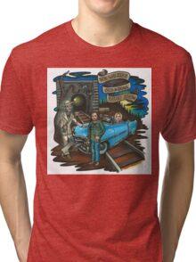 The Podcast Artwork Tri-blend T-Shirt