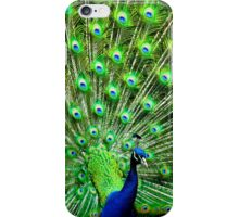 Peacock Beauty iPhone Case/Skin