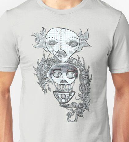 demonic clown plant Unisex T-Shirt