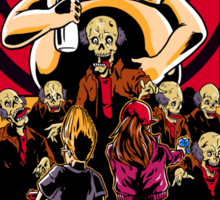 Epic Zombies Sticker