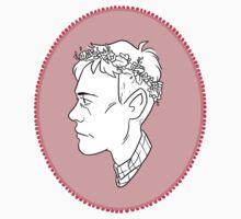 Hermann's Flower Crown by Kelly Best