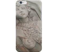 queen akasha iPhone Case/Skin