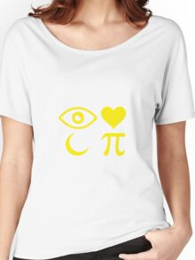 I LOVE MOON PIE Women's Relaxed Fit T-Shirt