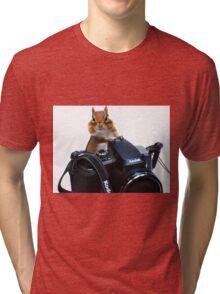 The Photographer's Assistant Tri-blend T-Shirt