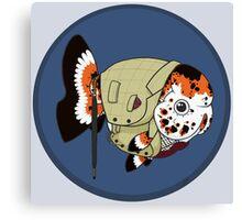 Goldfish Mycroft Holmes Canvas Print