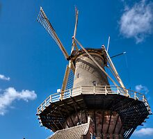 ..a windmill in the sky.. by John44