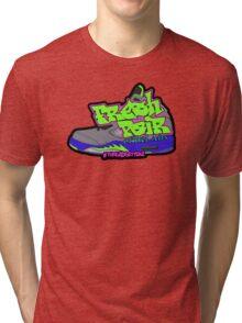 Fresh Pair of Bel Airs Tri-blend T-Shirt