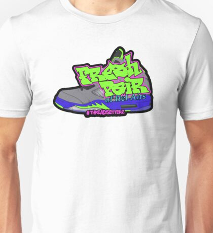 Fresh Pair of Bel Airs Unisex T-Shirt