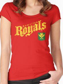 Hawaiian Royals Women's Fitted Scoop T-Shirt