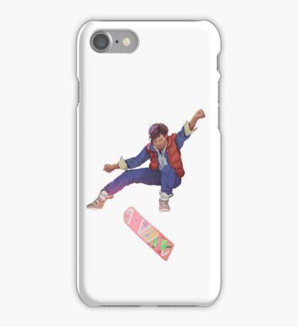 Marty Kickflip iPhone Case/Skin