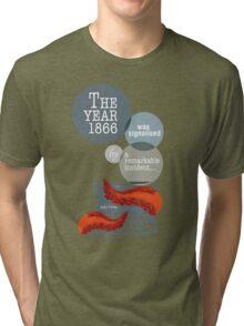 Le Tentacule  Tri-blend T-Shirt