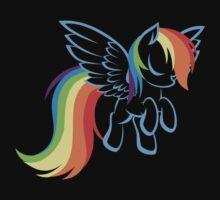 My Little Pony: Rainbow Dash by Clara Hollins
