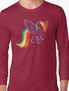 My Little Pony: Rainbow Dash Long Sleeve T-Shirt