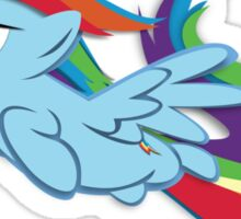 My Little Pony: Rainbow Dash Sticker