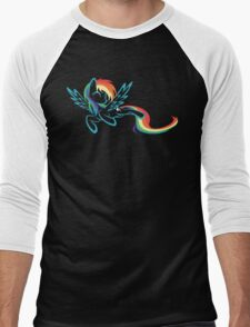 My Little Pony: Rainbow Dash Men's Baseball ¾ T-Shirt