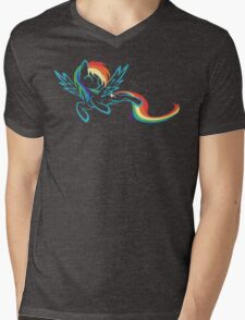 My Little Pony: Rainbow Dash Mens V-Neck T-Shirt