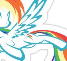 My Little Pony: Rainbow Dash Sticker