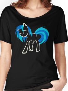 My Little Pony: Vinyl Scratch Women's Relaxed Fit T-Shirt