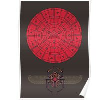 Sacred Sun Poster