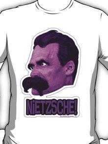 Nietzsche - Big Head Nietzsche! T-Shirt