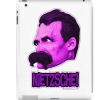 Nietzsche - Big Head Nietzsche! 2 iPad Case/Skin