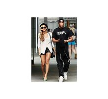beyonce and jay-z  by amymarissaa