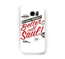 Better Call Saul! Samsung Galaxy Case/Skin