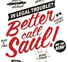 Better Call Saul! by MaverickMartins